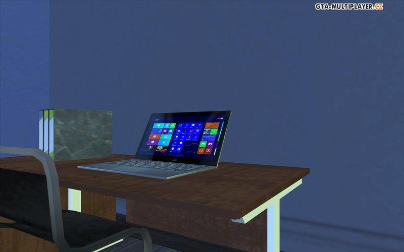 GTA San Andreas Laptop Mod Mod - GTAinside com