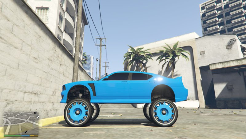 What Cars Can You Donk On Gta V