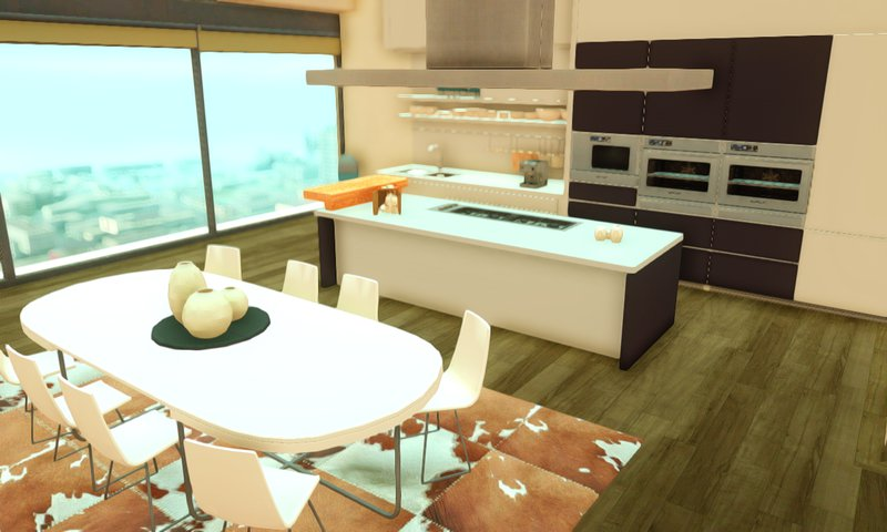 GTA San Andreas GTA Online Apartment / Eclipse Tower Mod ...