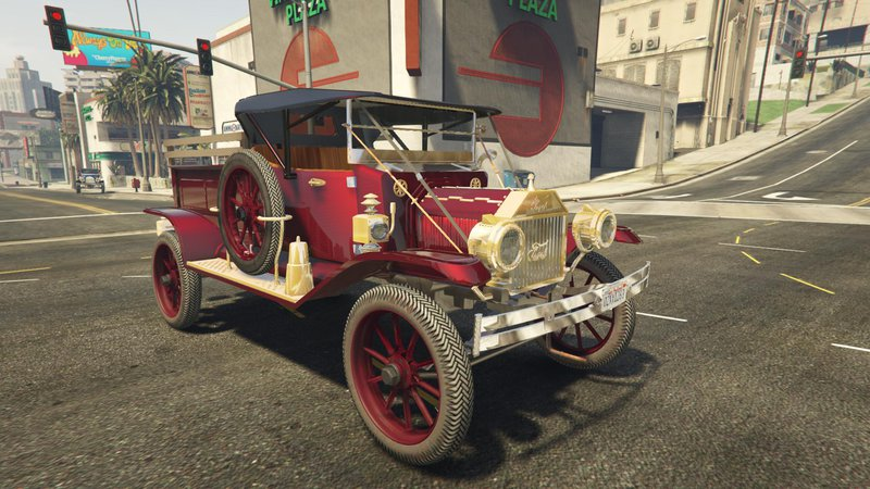 GTA 5 Old Cars Pack v3 Mod - GTAinside com