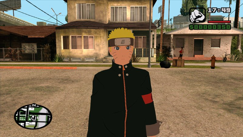 download cleo mod naruto gta sa android