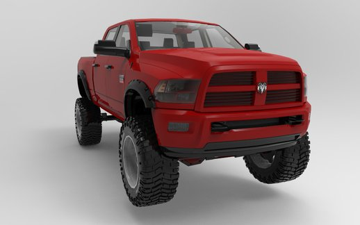 Dodge Ram 2500 Lifted Edition