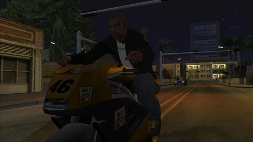 Grand Theft Auto Online Biker Update Malc