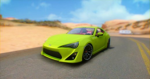 2015 Toyota GT86 Stance