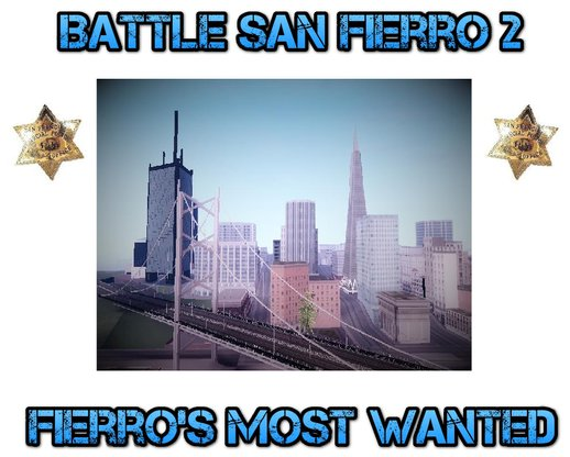 Battle San Fierro 2 - (F.M.W.) - [Completed] DYOM