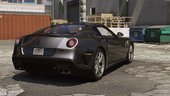 Ferrari 599 GTO AUTOVISTA [Add-On / Replace]