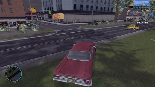 GTA VC to 3 Vehicles Update 2
