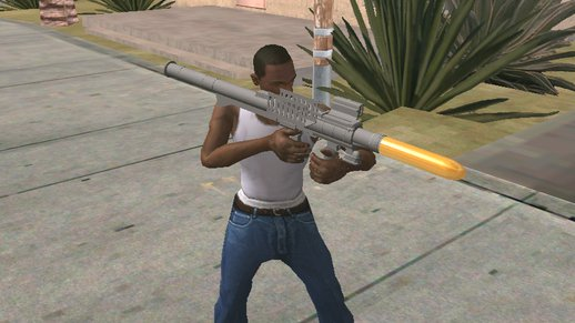 GTA V Rocket Launcher For Android