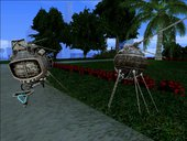 ED-E Skins + Bônus (ED-E Army) From Fallout New Vegas ''DLC Lonesome Road''