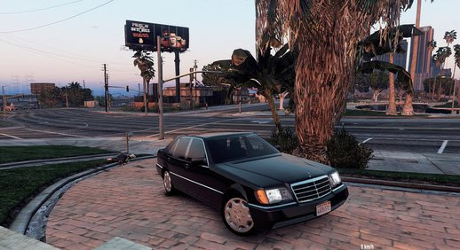 Mercedes-Benz 600 SEL W140 [Add-On / Replace]