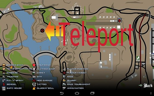 Teleport for Android