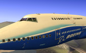 New Boeing 747-400