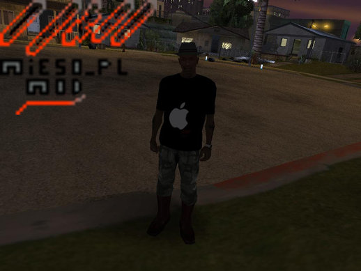 Apple T-shirt Mod