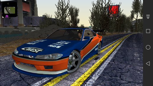 Nissan Silvia S15 Monalisa For Mobile