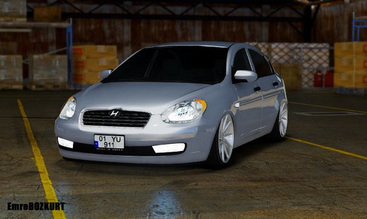 Hyundai Accent Era v1.0