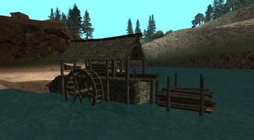 Sawmill From Skyrim