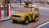 Toy Story Pizza Planet Blazer Truck [Replace]