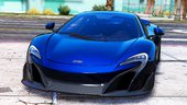2016 McLaren 675LT Coupe [Add-Ons / Replace]