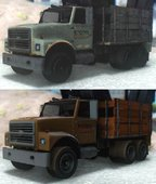 GTA V Vapid Scrap Truck & Cleaner v.2