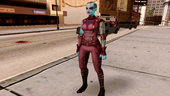 Marvel Future Fight - Nebula