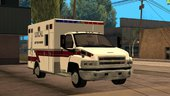 2008 Chevy C4500 Ambulance