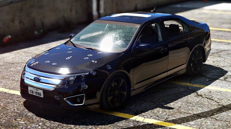Ford Fusion Mods >> Gta 5 2010 Ford Fusion Mod Gtainside Com