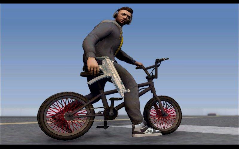 Gta San Andreas Bmx Enhance Mod