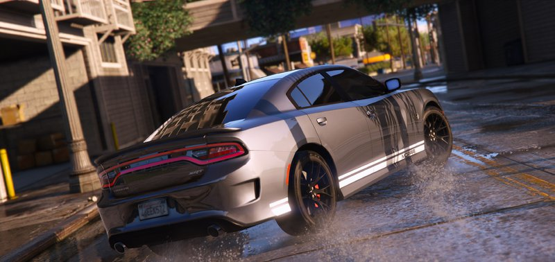 Dodge Charger Srt Hellcat >> GTAinside - GTA Mods, Addons, Cars, Maps, Skins and more.