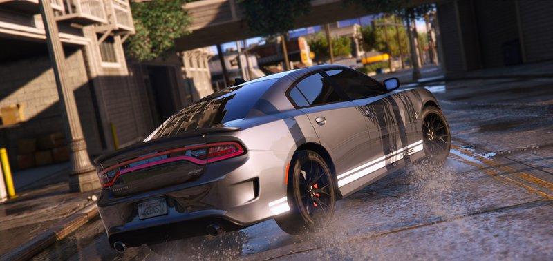 2016 Dodge Charger Srt 392 >> GTA 5 2016 Dodge Charger [SXT / R/T / SRT 392 / Hellcat ...