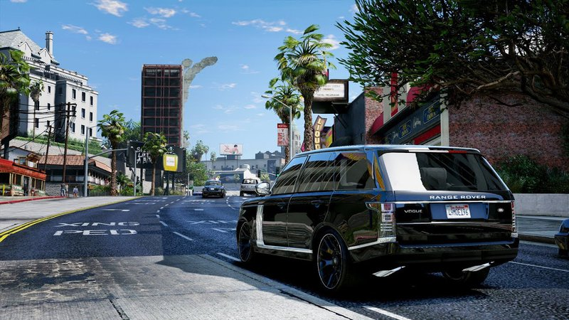 GTA 5 Ultra Realistic Graphics 2017 Mod - GTAinside com