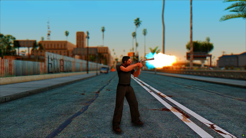 GTA San Andreas Vibrant ENB 0 306 UPDATED Mod - GTAinside com