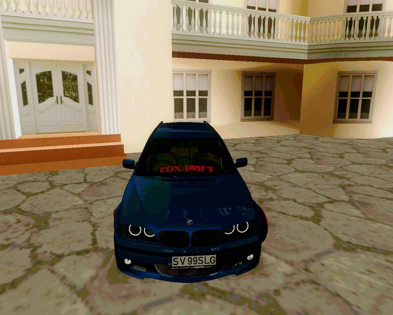 E46 Drift Mods