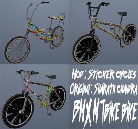 STiCker CyCleZ