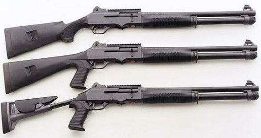 Benelli M1014 Sounds