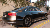 2010 Audi A8 FSI [Add-On / Replace] v4.0