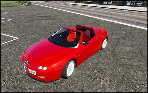 Alfa Romeo Spider 916 [Add-On / Replace]