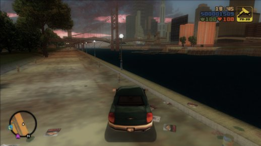 Liberty City ENB 2