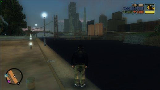 Liberty City ENB