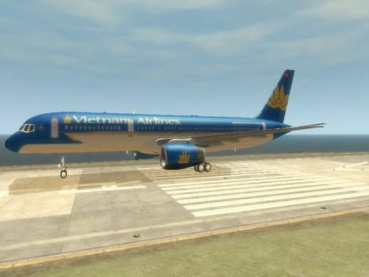 VietNam Airlines Skin for BOEING 757-200