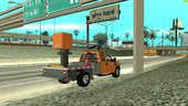 2008 Ford F-350 Cherry Picker