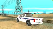 2008 Dodge Ram Union Pacific Railroad Police Department