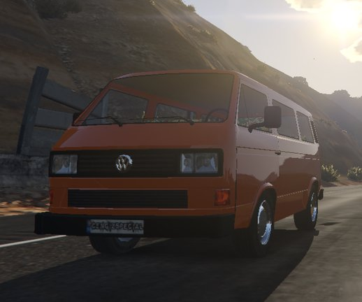 Volkswagen Caravelle T3 (1983) [Add-On / Replace]