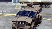 Punisher 4x4 MRAP [Add-On | HQ] каратель зил