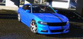 2016 Dodge Charger [SXT / R/T / SRT 392 / Hellcat | Add-On / Replace | HQ]