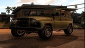 UAZ-3151 COD4 MW Remastered