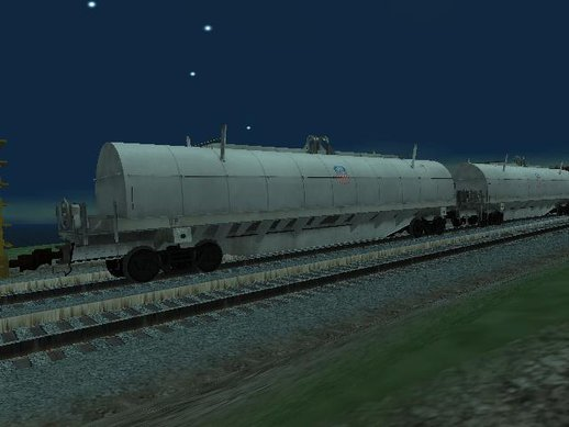 Tank Car Union Pacific