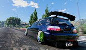 Honda Civic EG VTI 94' (Delsol Frontswap) [Add-On | Tuning]