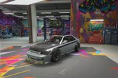 Sultan RS (4 Door) [Add-On / Replace | Tuning] 1.5
