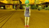 Dragon Ball Xenoverse 2 Bulma DBS Mod