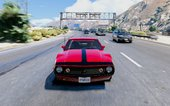 AMC Javelin AMX 401 1971 [Add-On / Replace]